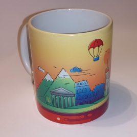 "Kubek ceramiczny ""Italia"""