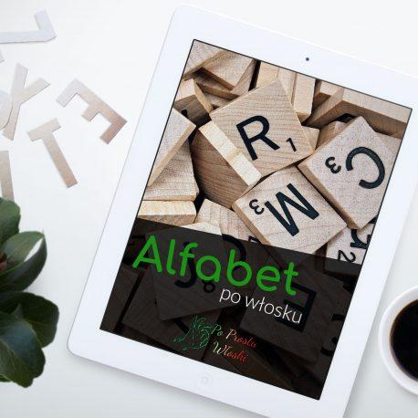 Alfabet po włosku