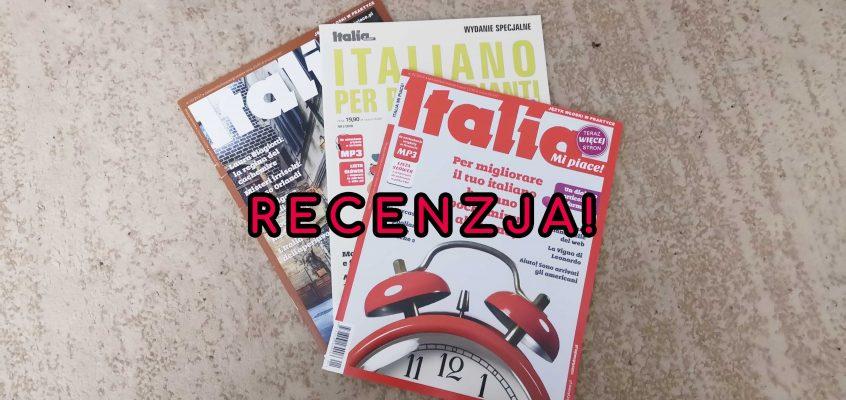 Italia mi piace – recenzja