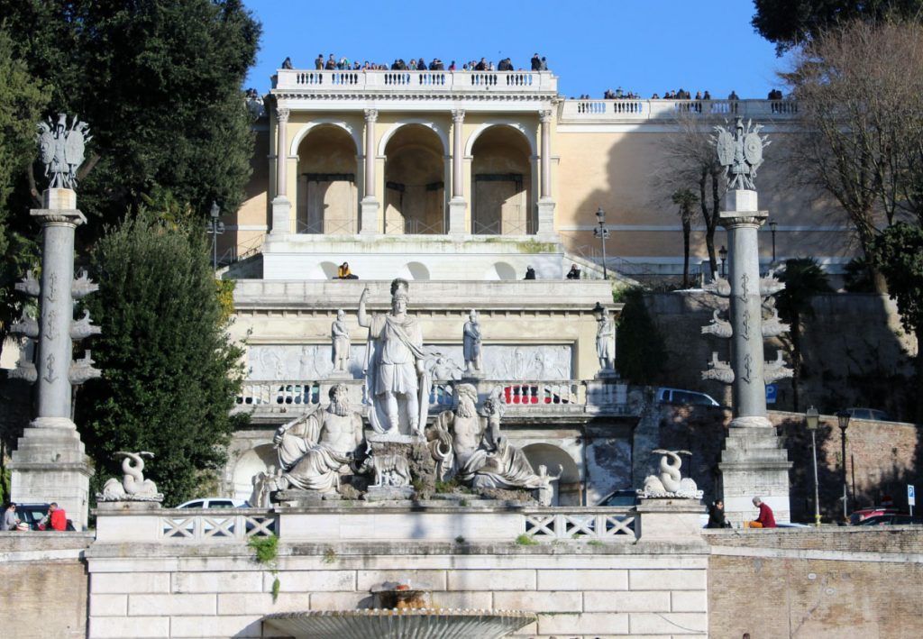 Il Pincio - Villa Borghese