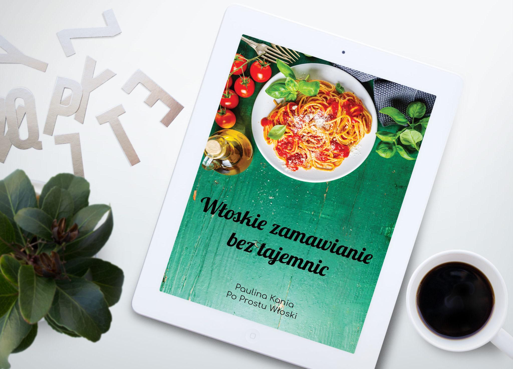 Włoskie zamawianie beztajemnic (e-book)