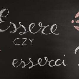 """Kurs on-line """"Essere czy esserci"""""""