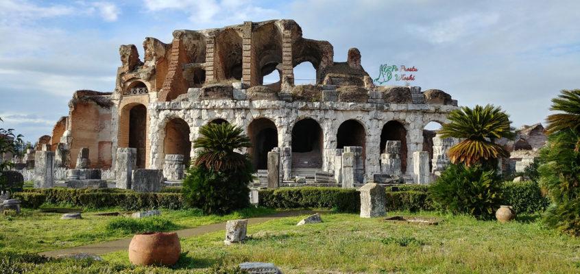 Kapua (Capua), czyli miasto starożytnych Włoch, októrymnieprzeczytasz wprzewodniku – artykuł gościnny