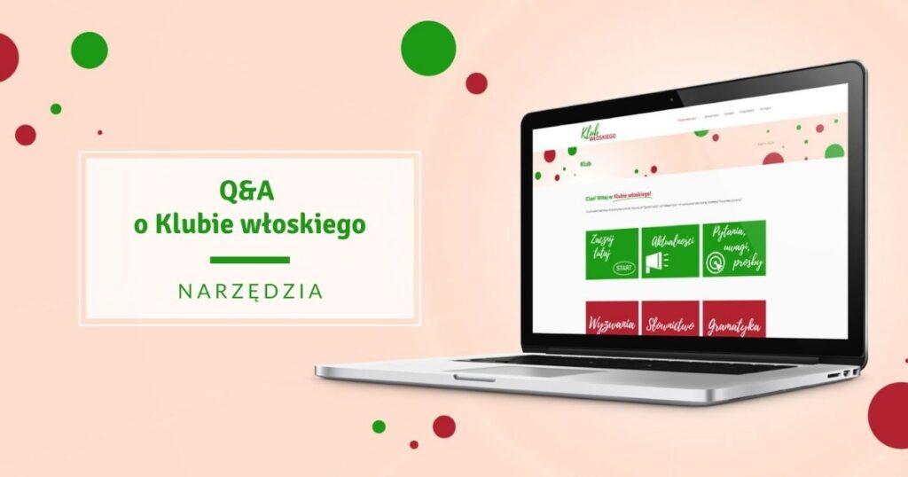 Q&A o Klubie Włoskiego