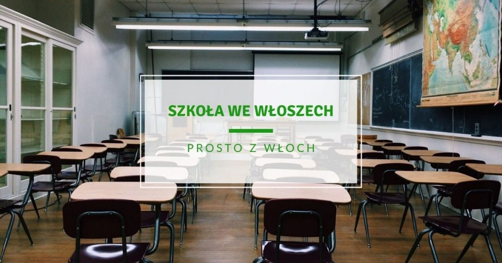 Szkoła we Włoszech